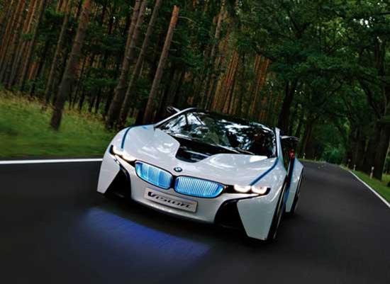 BMW Vision Efficient Dynamics Concept Car