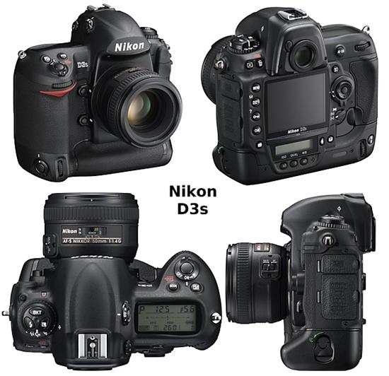 Nikon D3s Review