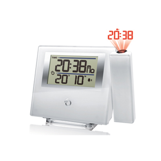 Projection Alarm Clock RM368PA