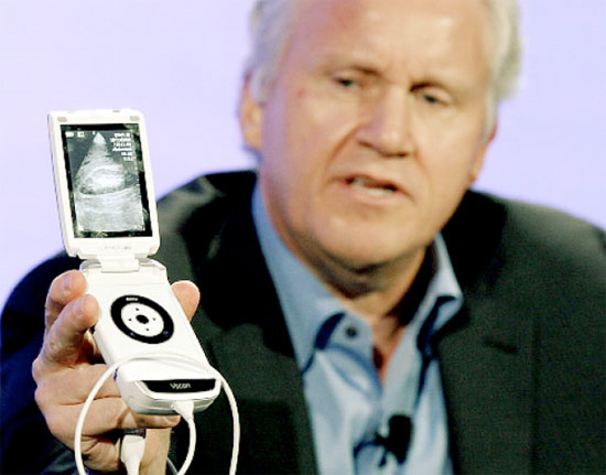 GE VScan Portable Ultrasound Machine
