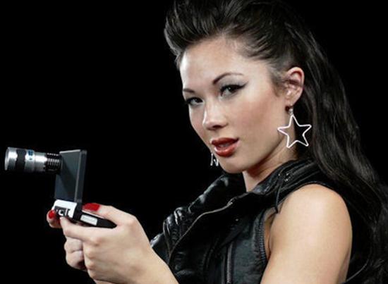 Nyko Optical Zoom Camera for Nintendo DSi