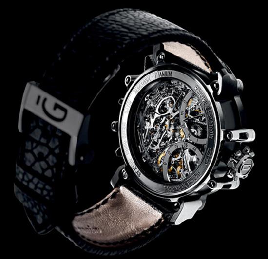 $900,000 Gerald Genta Arena Metasonic Watch