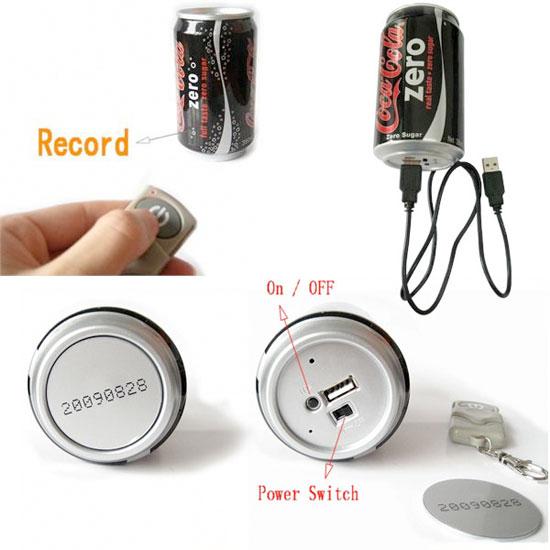 Coke Spy Cam