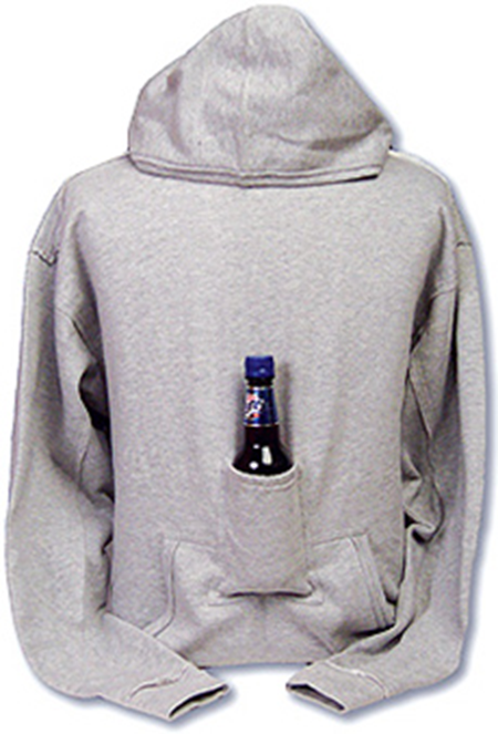 Beer Holder Sweatshirt