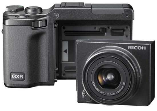 Ricoh GXR Camera