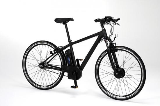 Sanyo Eneloop Electric Bike