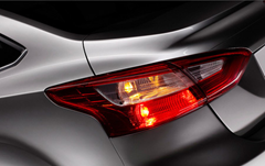 2012 Ford Focus Tail Light