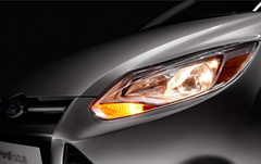 2012 Ford Focus Headlight