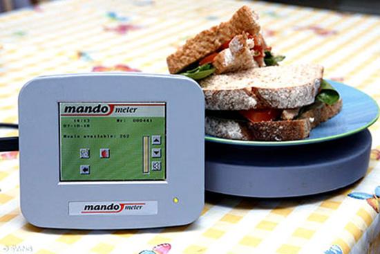 Mandometer Food Eating Meter