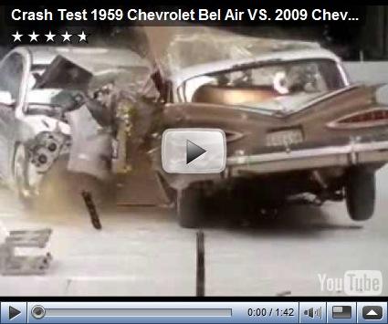 chevy malibu 2009. 2009 Chevy Malibu Versus 1959