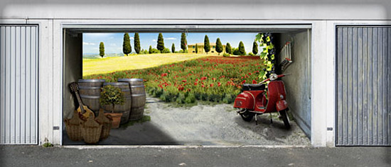 XXXL Cool Garage Graphics