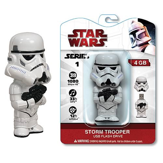 Starwars Stormtrooper USB Flash Drive