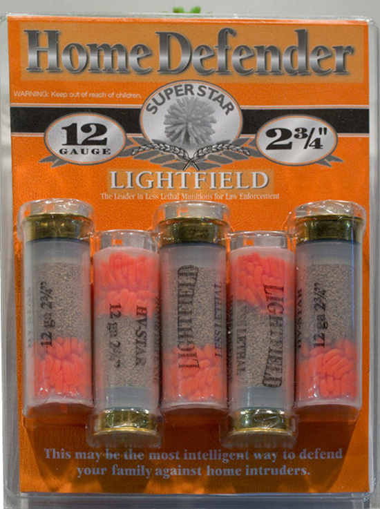 Home Defender Shotgun Shells Shoot Koosh Balls
