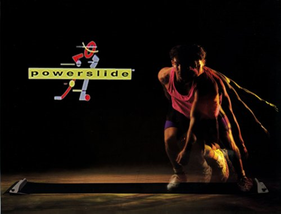 Powerslide Slide Board
