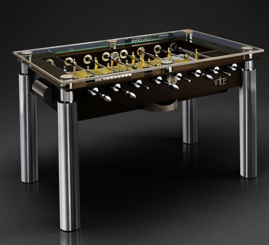 VIP Kicker Foosball Table