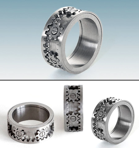 Kinekt Gear Ring