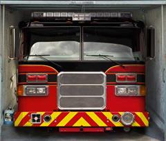 firetruck garage