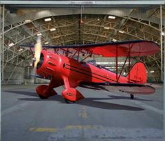 airplane garage door cover