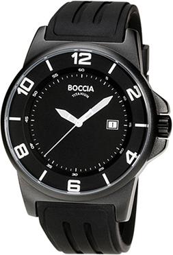 Boccia Titanium Watch