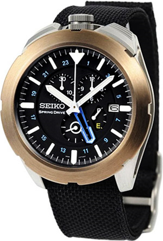 Seiko Spring Drive Spacewalk Watch