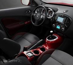 Nissan Juke Dash