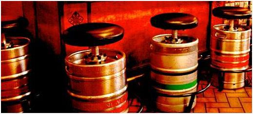Diy Beer Keg Stools Gadgetking Com