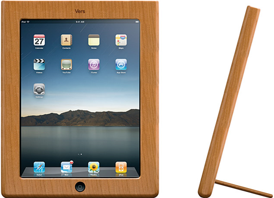 Vers Wooden iPad Case