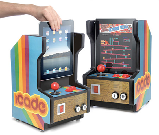 iCade iPad Mini Arcade