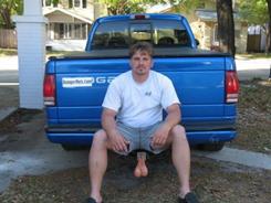 car truck balls