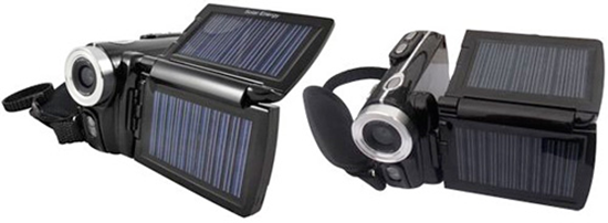 Jetyo HDV-T900 Solar Camcorder