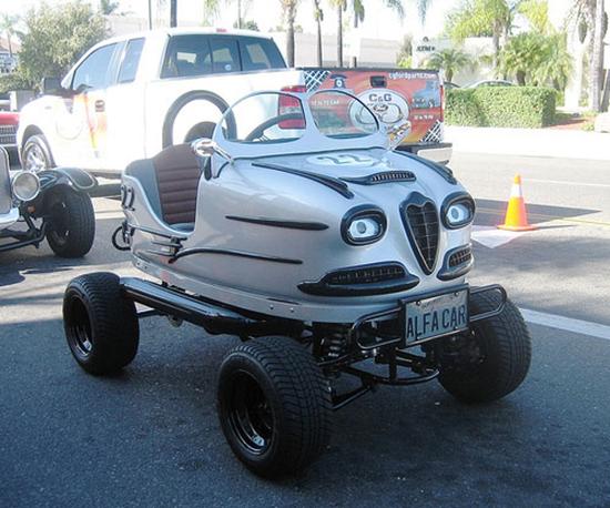 Street Bumper Car