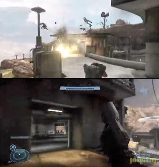 Halo Reach Beta Video