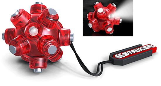 Striker LED Light Mine 00105
