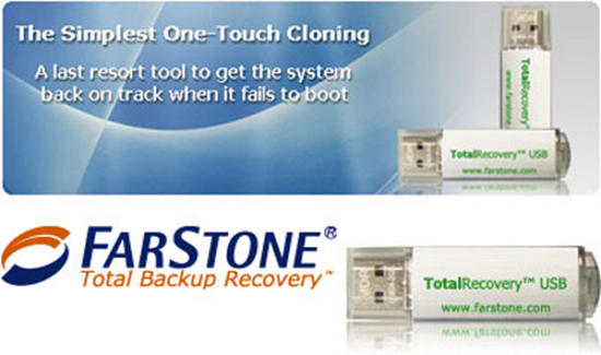 FarStone TotalRecovery USB Review