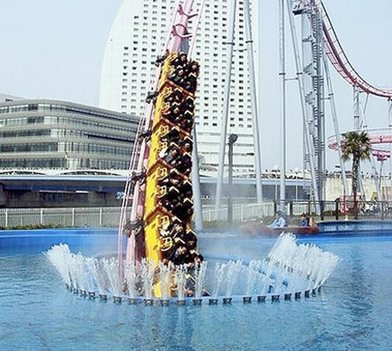 Vanish Roller Coaster