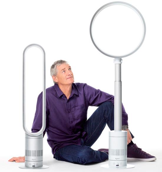 Dyson New Air Multiplier Fans