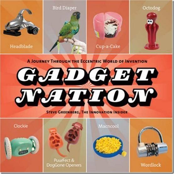 Gadget Nation Book