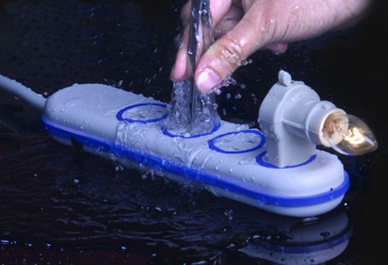 Waterproof Power Strip