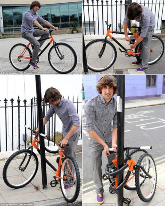 Kevin Scott Bike