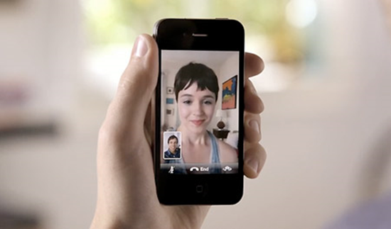 new iPhone 4 commercials