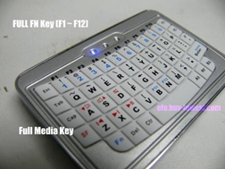 EFO Credit Card Sized Keyboard