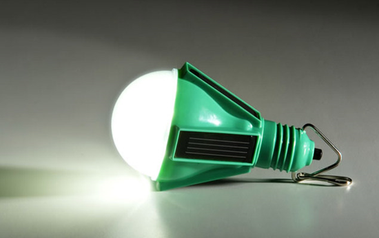 Nokero Solar Light Bulb