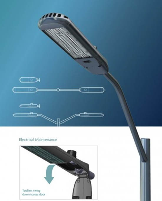 Lighting Science Group LED Streetlight