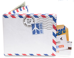 Airmail Mighty Wallet