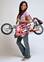 ELV Motors folding bike