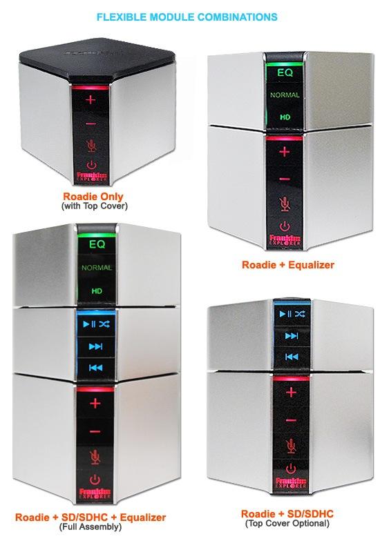 Roadie Modular Speaker