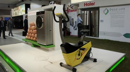 Haier Human Powered Washing Machine