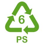 6 plastic