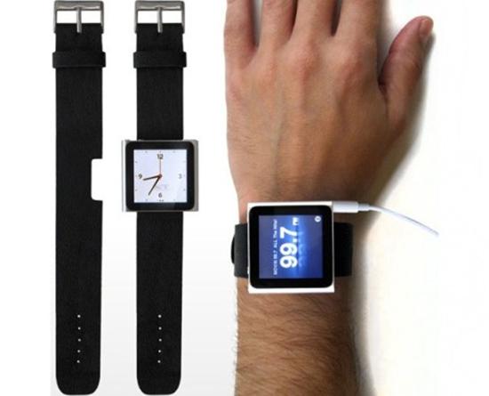 iLoveHandles iPod Nano Watch