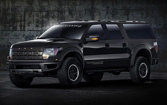 Ford Hennessey VelociRaptor APV